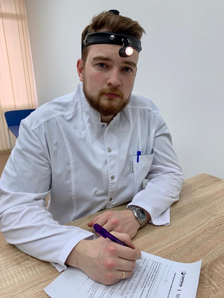 Баранов Валентин Андреевич